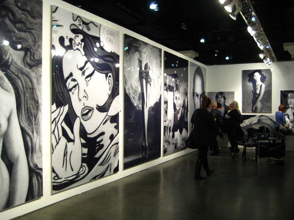 Shows In Los Angeles >> Visit The Los Angeles Art Show Personal Driving Services